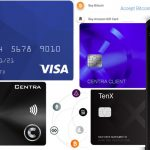 Popular cryptocurrency debit cards and platforms