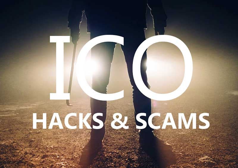 ICO Hacks and Scams