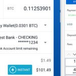 You can now withdraw fiat to PayPal at Coinbase