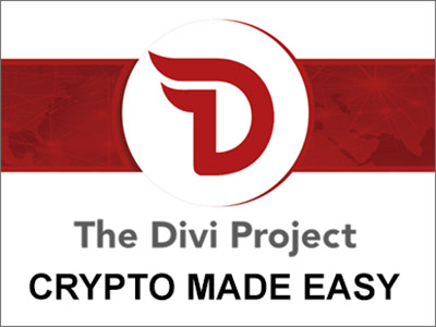 The Divi Project - Cryptomorrow Ad