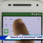 Line messenger launches in-app token