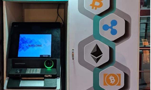 India Bitcoin ATM