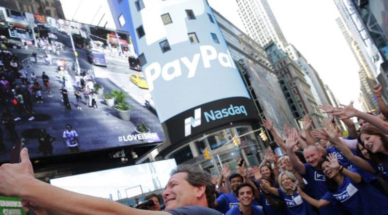 PayPal blockchain crypto