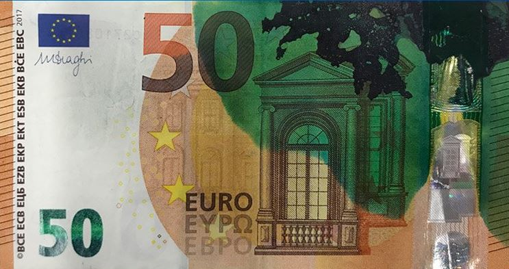 Bank note European